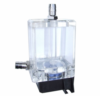 P: XSPC Acrylic Reservoir for Laing + DDC Swiftech MCP 355