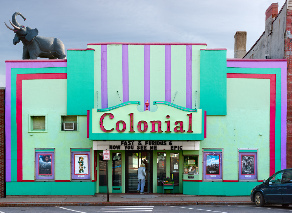 The Colonial