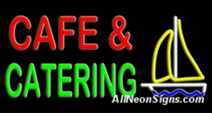 Caf� & Catering