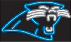 CAROLINA PANTHERS NEON SIGN