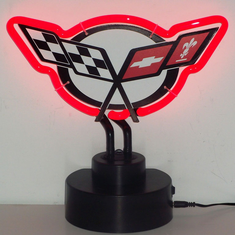 CORVETTE C5 NEON SCULPTURE