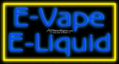 E-Vape E-Liquid - 022 - NEON SIGN