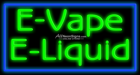 E-Vape E-Liquid – 023 - NEON SIGN