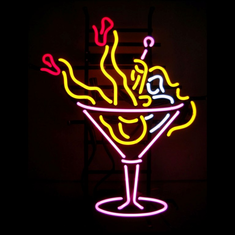 MARTINI GIRL NEON SIGN