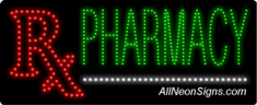Pharmacy, Logo LED Sign