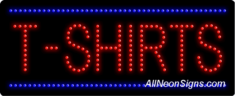 T-Shirts LED Sign