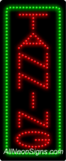 Tanning (vertical) LED Sign