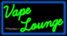 Vape Lounge � 026 - NEON SIGN