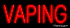 Vaping � 007 - NEON SIGN