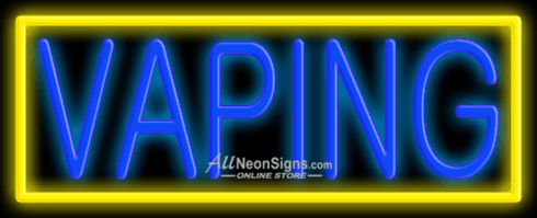 Vaping - 008 - NEON SIGN