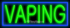 Vaping � 009 - NEON SIGN
