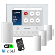 $0-Down Honeywell Lyric Dual-Path Wireless Security System Kit (via AT&T Network)
