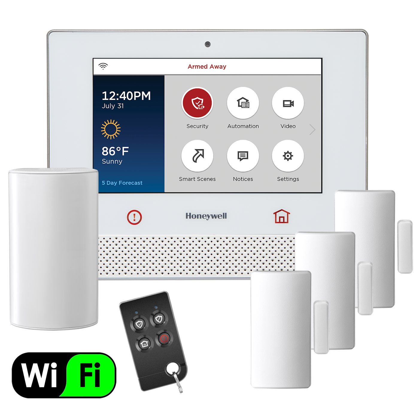 0 down honeywell lyric wifi wireless security system kit solutioingenieria Image collections