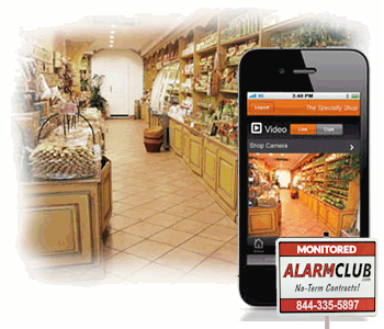 Business Alarm Monitoring Services