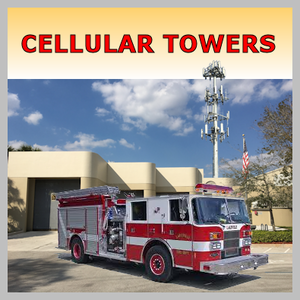 Commercial Fire Cellular 3/4G Alarm Monitoring