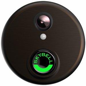 DBCAM-BR - Honeywell Wireless SkyBell Video Doorbell Camera (in Bronze Color)