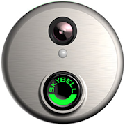 DBCAM - Honeywell Wireless SkyBell Video Doorbell Camera (in Silver Color)