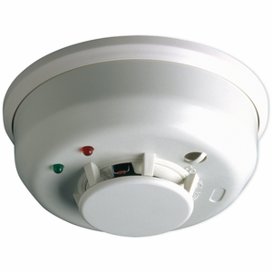 Honeywell 5808W3 Wireless Heat & Smoke Combo Detector