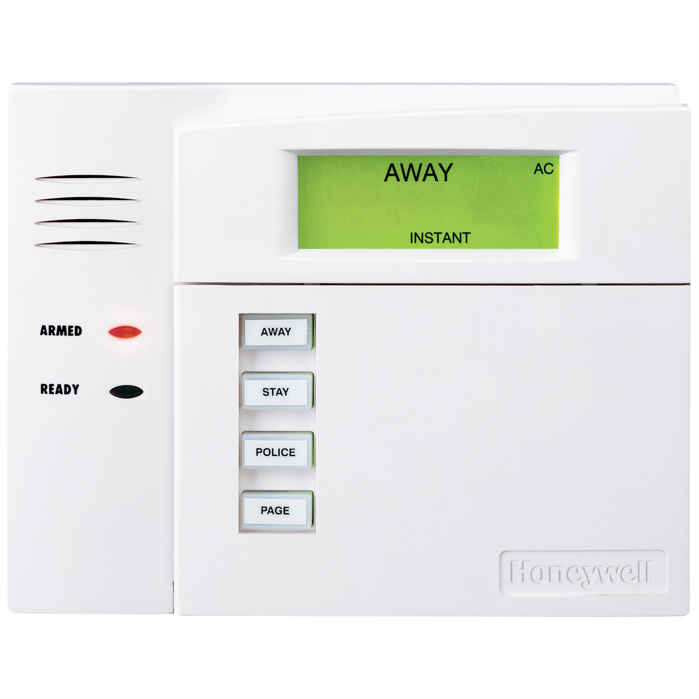 6150 honeywell fixed english display hardwired alarm keypad w rh alarmclub com Honeywell Security Manuals 6150 6160 Honeywell 6150 User Manual