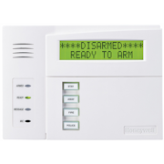 6160V - Honeywell Talking Alpha-Display Hardwired Alarm Keypad