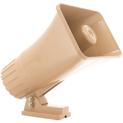 Honeywell 702 Hardwired Alarm Siren (Indoor/Outdoor, Self-Contained, 118dB)