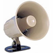 Honeywell 719 Hardwired Alarm Siren (Indoor/Outdoor, Self-Contained, 115dB)
