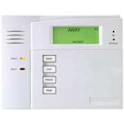 Honeywell 5828V Wireless Bidirectional Fixed-Word Talking Alarm Keypad w/Voice