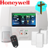 Honeywell L5200 Phone Line/VoIP Wireless Alarm System
