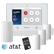 Honeywell Lyric Cellular 3G Wireless Security System Kit (via AT&T Network)