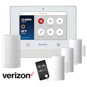 Honeywell Lyric Cellular CDMA Wireless Security System Kit (via Verizon Network)