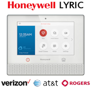 Honeywell Lyric Cellular Security System Kits