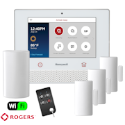 Honeywell Lyric Dual-Path Canada Wireless Security System Kit (via Rogers Network)