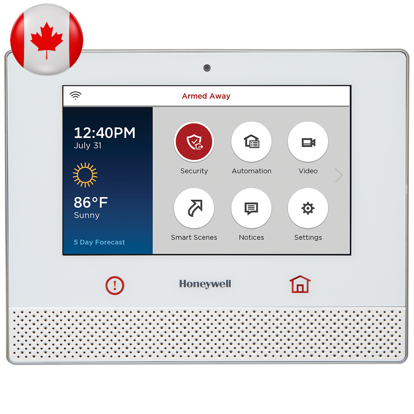 Honeywell Wifi Thermostat Canada Manual Th6220d Wiring Diagram Canadafocuspro 6000 Programmable