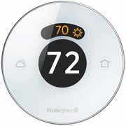 Honeywell Round WiFi-Enabled Smart Thermostat (for Lyric Controller)