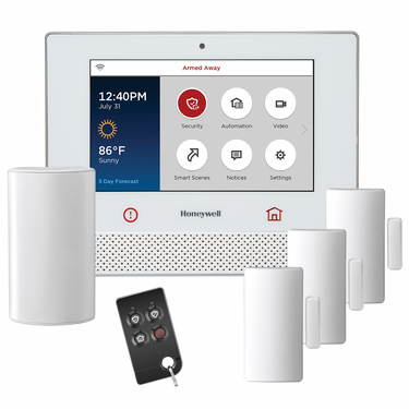 Honeywell Lyric Security Systems