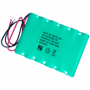 LYNXRCHKIT-SHA - Honeywell Backup Alarm Battery (for Lynx Control Panels)