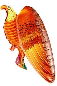 """24.4"""" Mylar Eagle Balloon - click to enlarge"""
