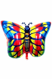 "29.5"" Mylar Butterfly Balloon - click to enlarge"