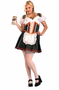 Beer Garden Girl Plus Size Adult Costume