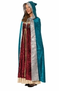Camelot Adult Cloak Hooded Cape