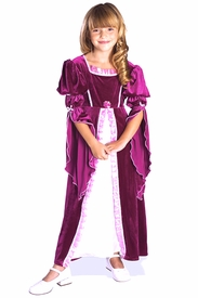 Child Radiant Princess Costume - click to enlarge