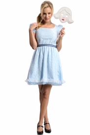 China Doll Oz Adult Costume - click to enlarge