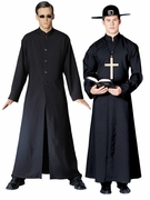 Cyber Man or Priest costume