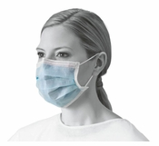 Earloop Face Mask - 50 Pack