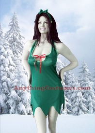 Elf Lady Costume - Special Price! - click to enlarge
