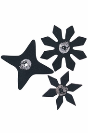 Foam Ninja Star - 3 Pack - click to enlarge