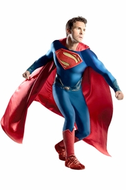 Grand Heritage Superman Adult Costume - click to enlarge