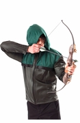 Green Arrow's Bow and Arrow Set