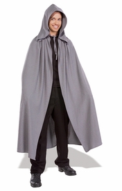 Grey Elven Cloak - The Lord of the Rings - click to enlarge