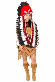Indian Headdress - click to enlarge